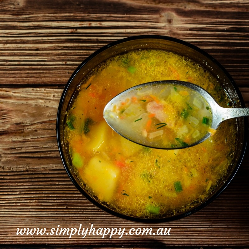 Attractive Benefits of a Nutritious Soup | The attractive benefits of a nutritious soup are really valuable for busy mums with families of any size | https://www.simplyhappy.com.au//attractive-benef…-nutritious-soup