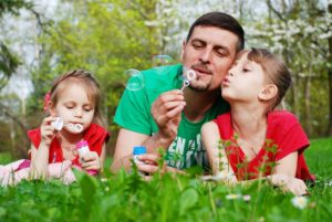 How your family can benefit from you taking some time out