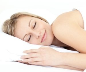 Women sleeping |yoga-nidra-benefits