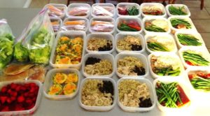 Batch cooking | meal-planning