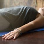 Women doing yoga nidra | yoga-nidra-benefits