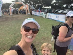 surf coast trek finish line | year-highs