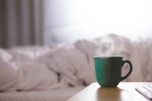 morning cup of tea | holiday-routines | morning-ritual