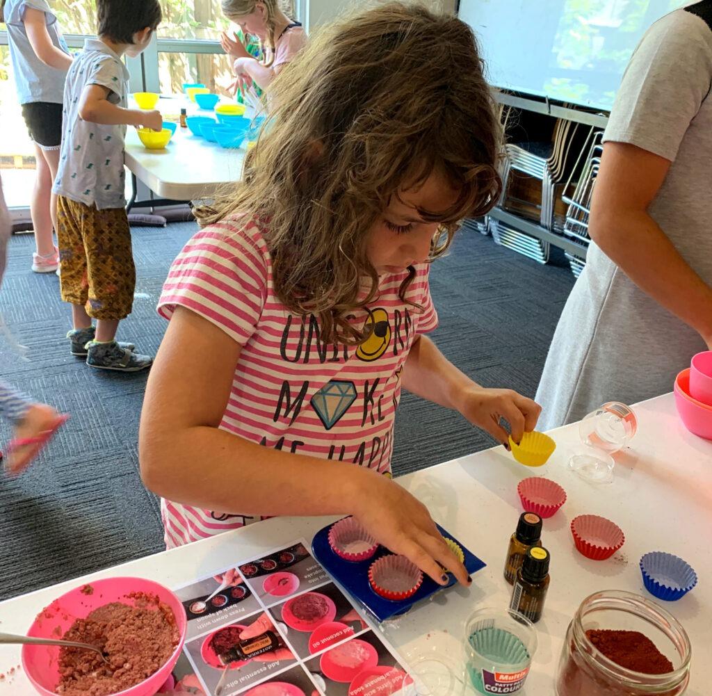 Making Bath bombs | kids-activities | self-isolation