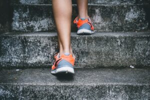 Running shoes | exercise | less-stress