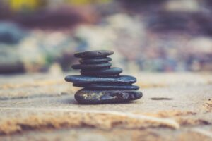 stone-stack | yoga-for-beginners | yin-yoga